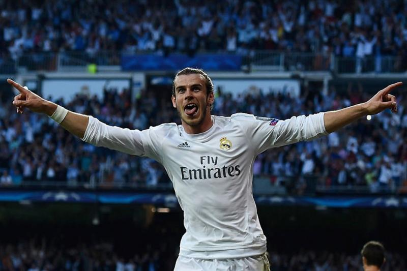 Gareth Bale anotó el gol que puso al Real Madrid en la final de la Champions League.