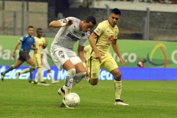 Águilas América Rayados Monterrey