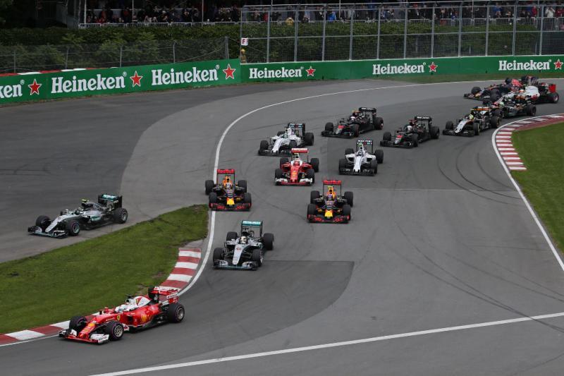 Gran Premio Canadá F1