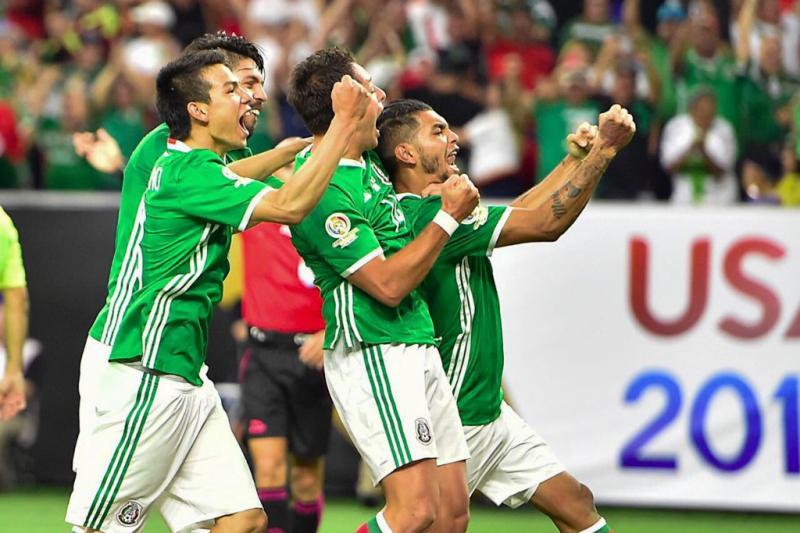 Selección Mexicana Mexico