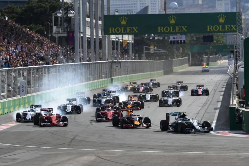 Gran Premio Europa Baku F1