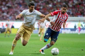 El partido de la Jornada: Chivas vs. Pumas