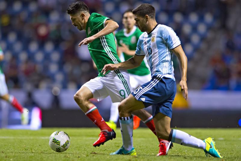 Oribe Peralta Selección Mexicana