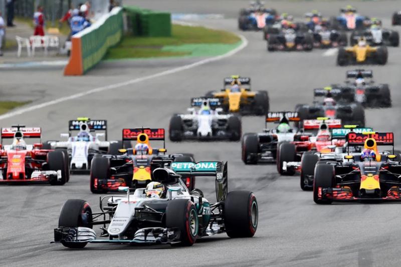 Gran Premio Alemania F1