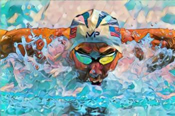Michael Phelps Río 2016