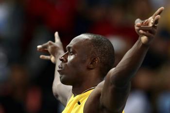 Usain Bolt Río 2016