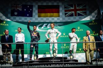Gran Premio Bélgica F1