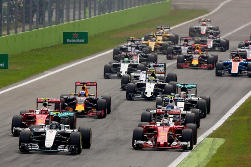 Gran Premio Italia F1