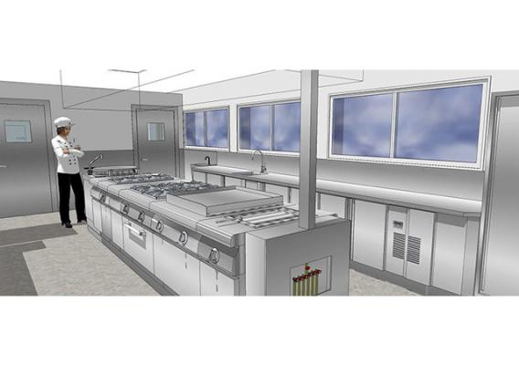 Instalación de cocinas industriales en su negocio   QuimiNet.com