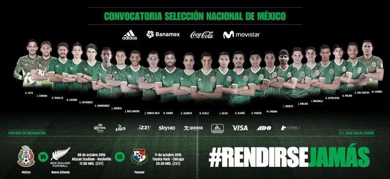 Convocatoria México
