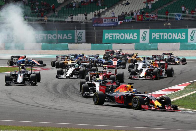 Gran Premio Malasia F1