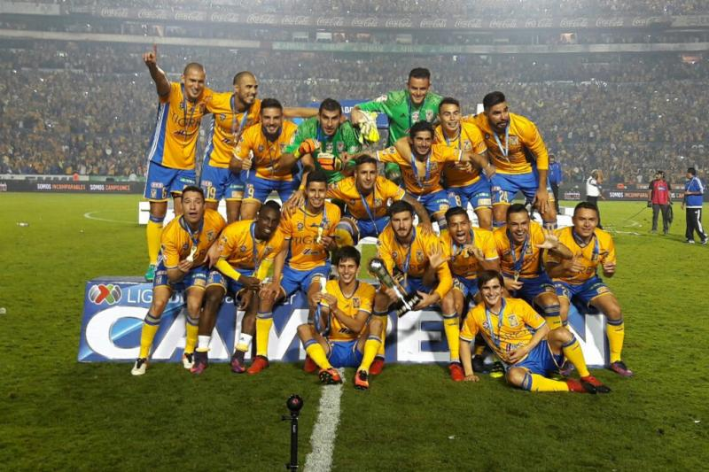 Tigres UANL Campeon AP16