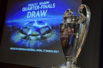 Cuartos de Final UEFA Champions League