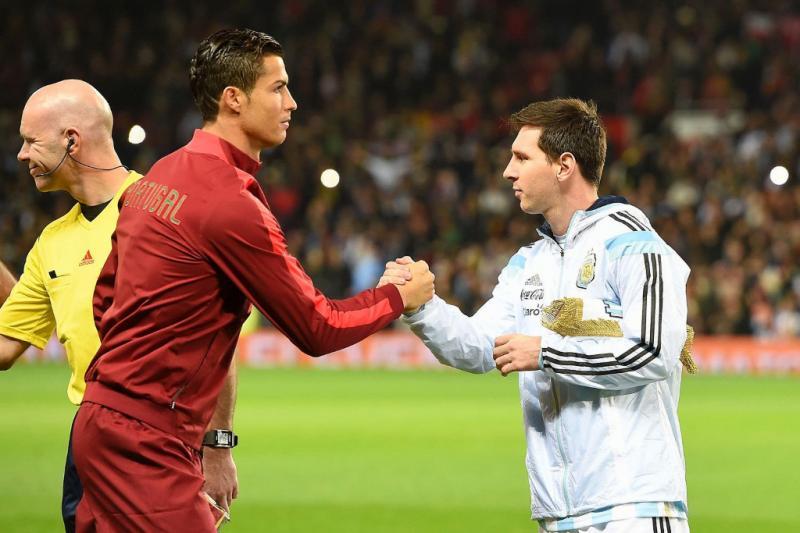 Lionel Messi Argentina Cristiano Ronaldo Portugal