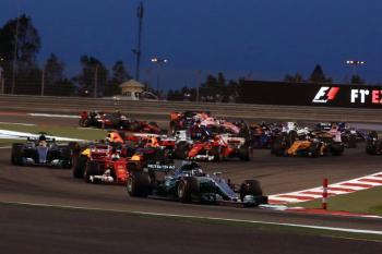 Gran Premio Bahréin Fórmula 1 2017
