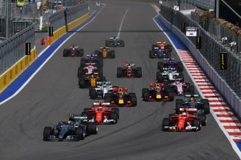 Gran Premio Rusia Fórmula 1 2017