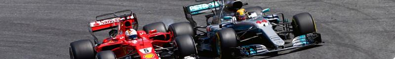 VLD Pleca - Formula 1 2017