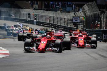 Gran Premio Mónaco Fórmula 1 2017