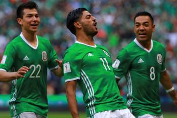 Carlos Vela México Selección Mexicana