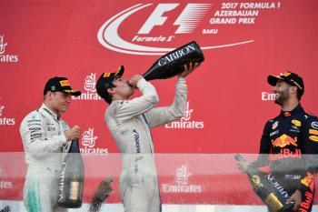 Gran Premio Azerbaiyan Formula 1 2017