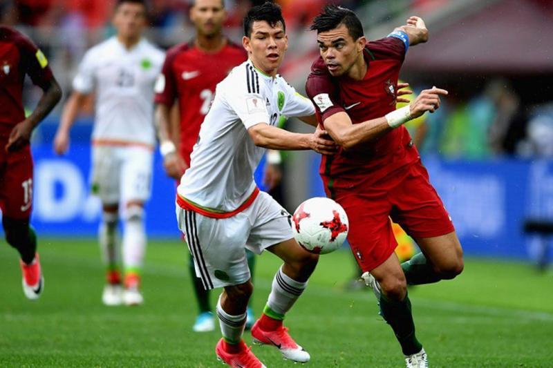 México Portugal Copa Confederaciones