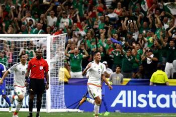 Mexico Curazao Copa Oro 2017