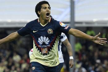 Cecilio Domínguez Águilas América