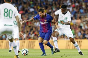 Lionel Messi Barcelona Chapecoense