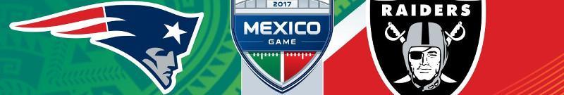 VLD Pleca - NFL Mexico 2017