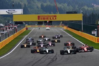 Gran Premio Bélgica Formula 1 2017