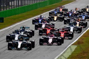 Gran Premio Italia Formula 1 2017