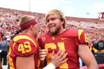 Jake Olson USC Trojans