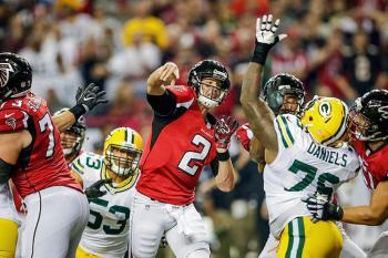 Green Bay Packers Atlanta Falcons