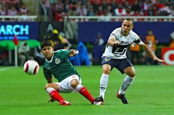 Chivas Guadalajara Pumas UNAM