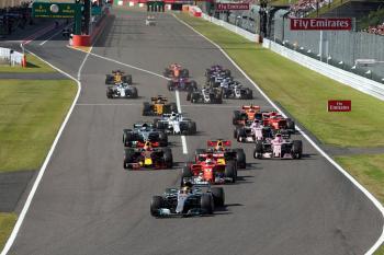Gran Premio Japón Formula 1 2017