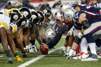 Pittsburgh Steelers New England Patriots