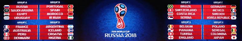 VLD Pleca - Copa Mundial Rusia 2018
