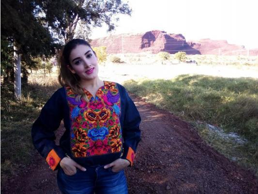 d75caefb66 Sol Azteca presenta ropa artesanal para la mujer