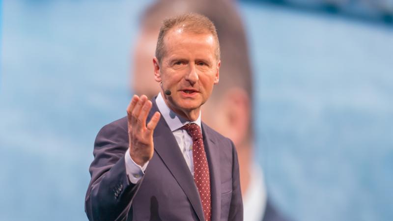 Biografía de Herbert Diess, el responsable de la transformación de  Volkswagen al mundo eléctrico | QuimiNet.com